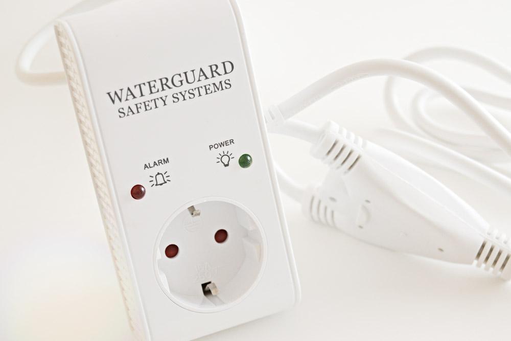 Waterguard adapter
